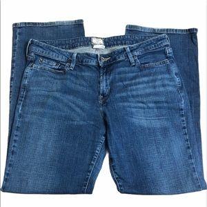 Levi's Low Bootcut Jeans.